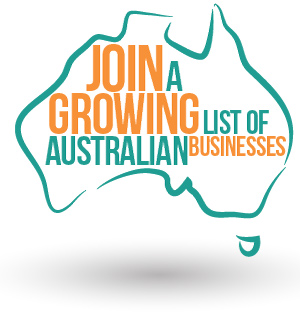 Join A Growing List Of Australian Businesses