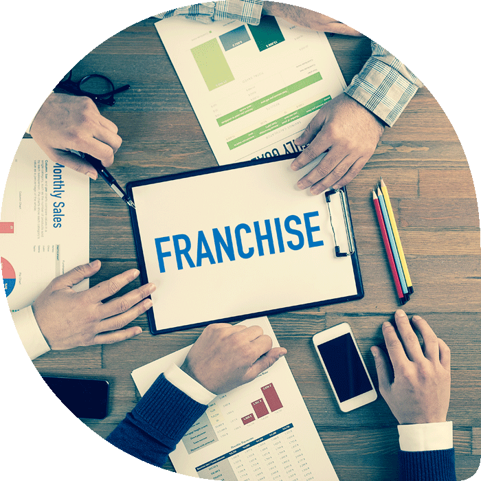 Franchise funding opportunity