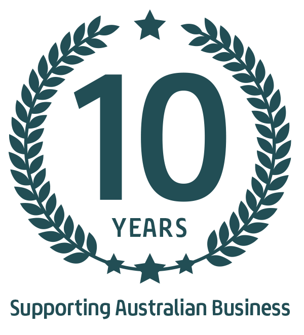 10 years offering small business loans
